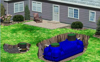 Septic tank78 septic reservoir cleaning generate for How big a septic tank do i need